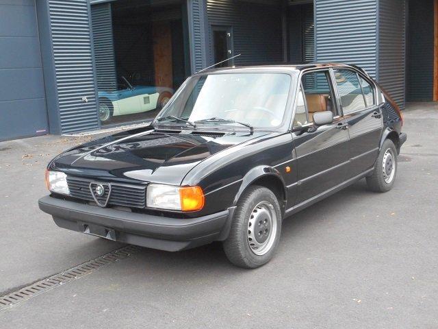 1983 ALFA ROMEO ALFASUD  1.2 SC For Sale (picture 1 of 6)