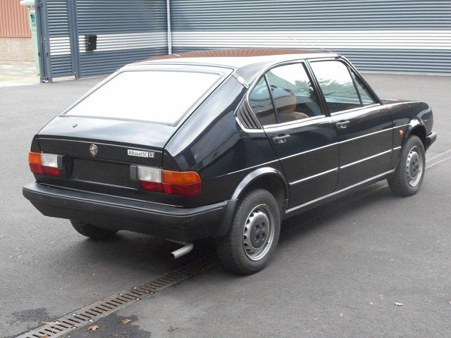 1983 ALFA ROMEO ALFASUD  1.2 SC For Sale (picture 2 of 6)