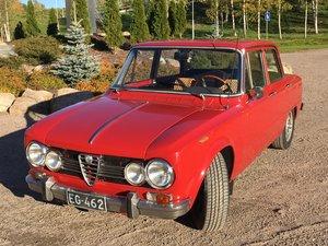 Picture of 1970 Alfa Romeo Giulia Super 4D For Sale