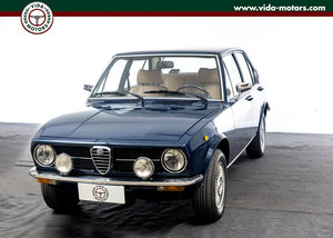 Picture of 1977 Alfetta First Series * Asi Gold Plate *