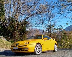 """Picture of 2000 Rare """"zoe yellow"""" gtv v6 turbo ,perfect!"""