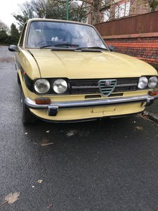 Picture of 1977 Alfa Romeo Alfasud  **NOW SOLD**