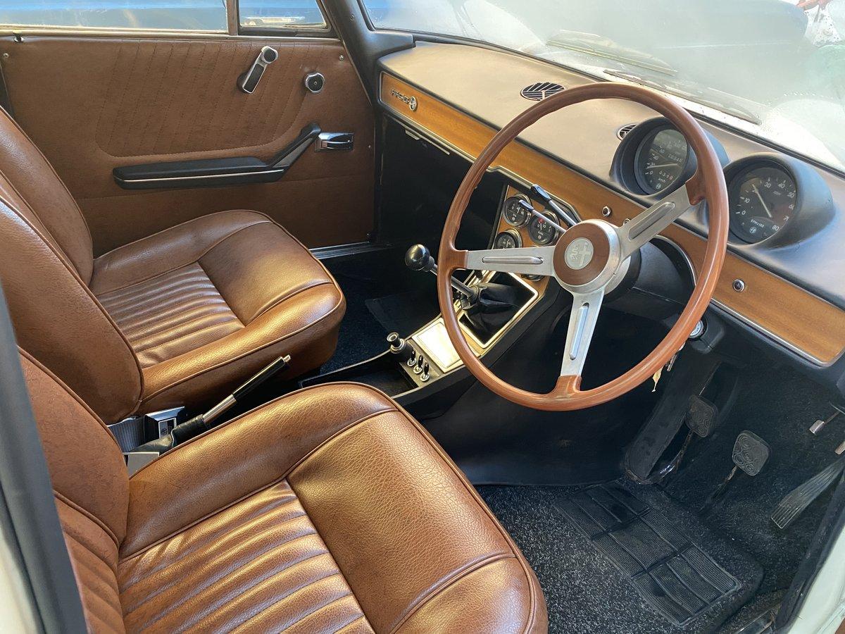 1971 Rare Alfa Berlina 1750 For Sale (picture 6 of 6)