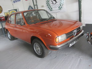 Picture of Alfa Romeo Alfasud super 1979