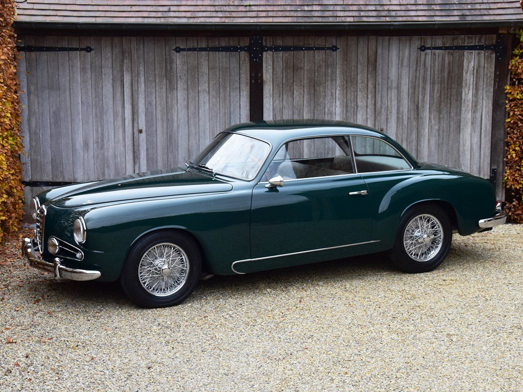 1954 Alfa Romeo 1900 CSS Touring 2nd series in concours condition For Sale (picture 1 of 6)