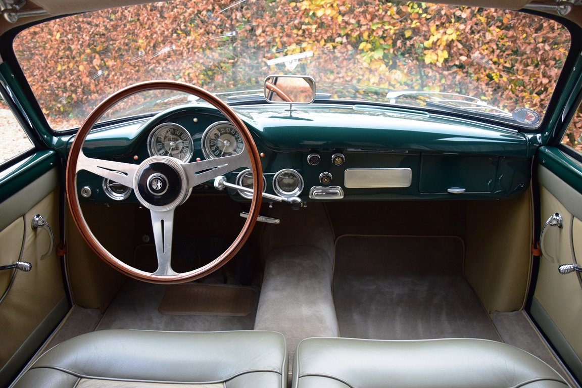 1954 Alfa Romeo 1900 CSS Touring 2nd series in concours condition For Sale (picture 5 of 6)