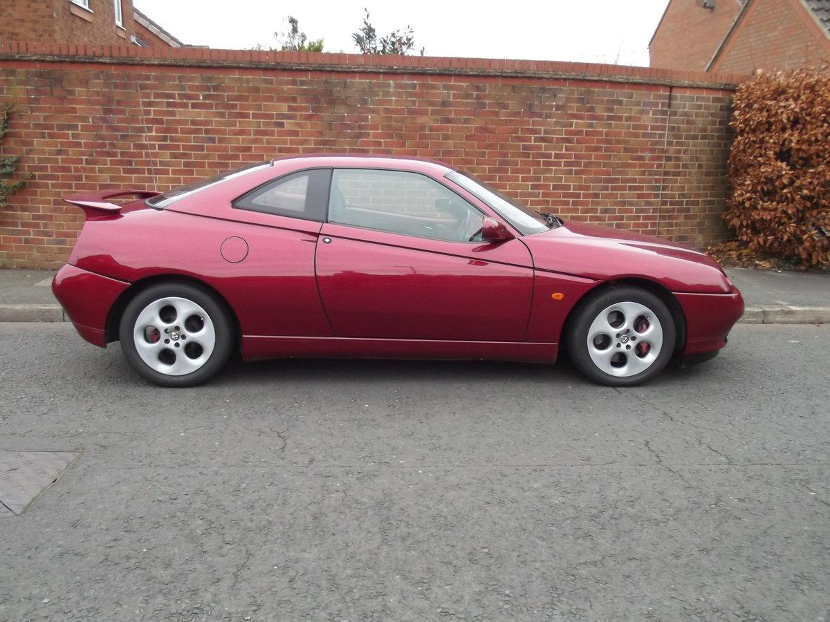 1998 Alfa Romeo 3.0 GTV For Sale (picture 1 of 6)