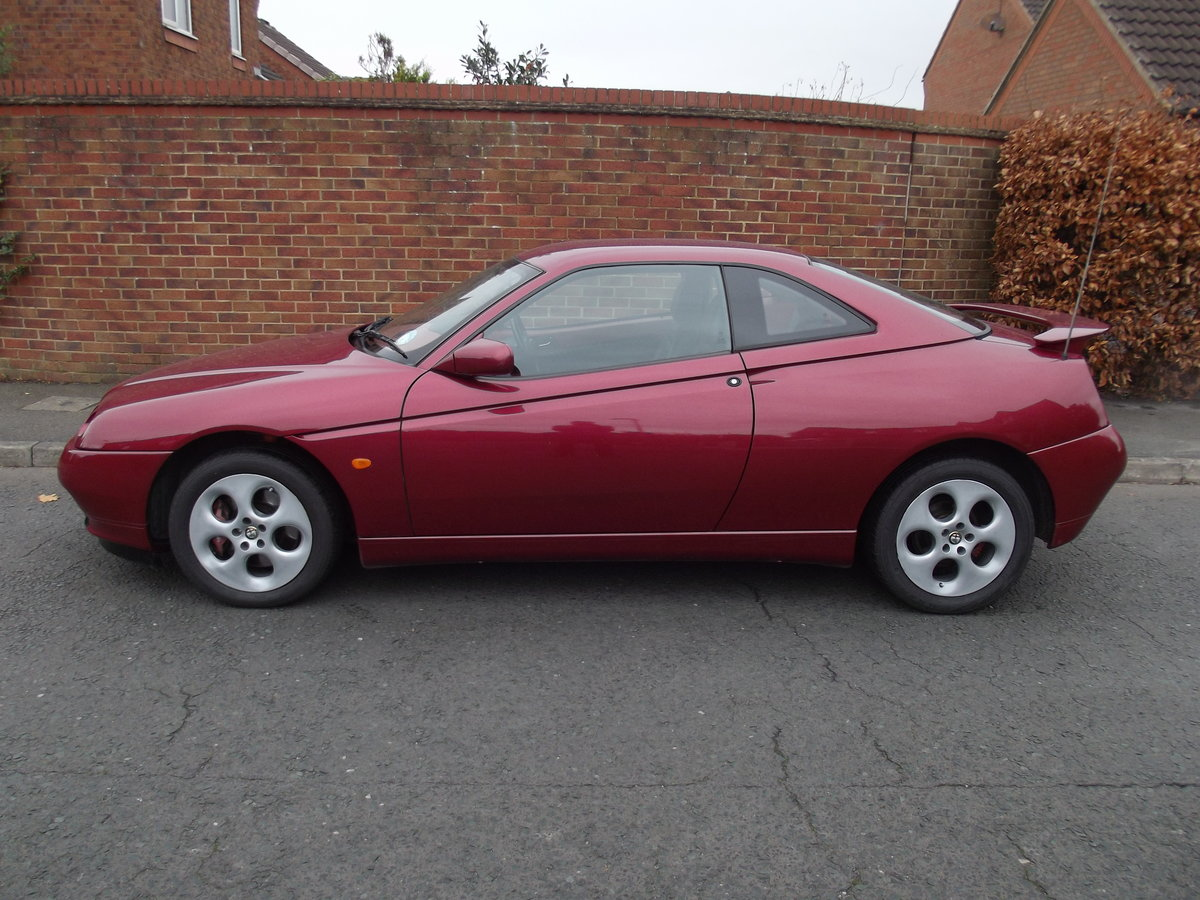 1998 Alfa Romeo 3.0 GTV For Sale (picture 2 of 6)