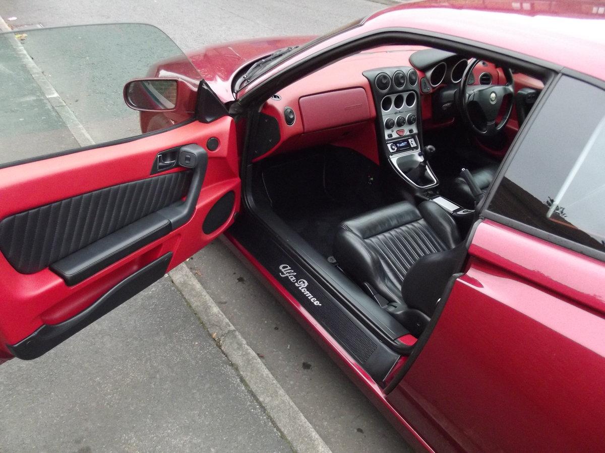 1998 Alfa Romeo 3.0 GTV For Sale (picture 4 of 6)