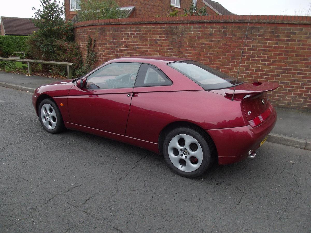 1998 Alfa Romeo 3.0 GTV For Sale (picture 5 of 6)
