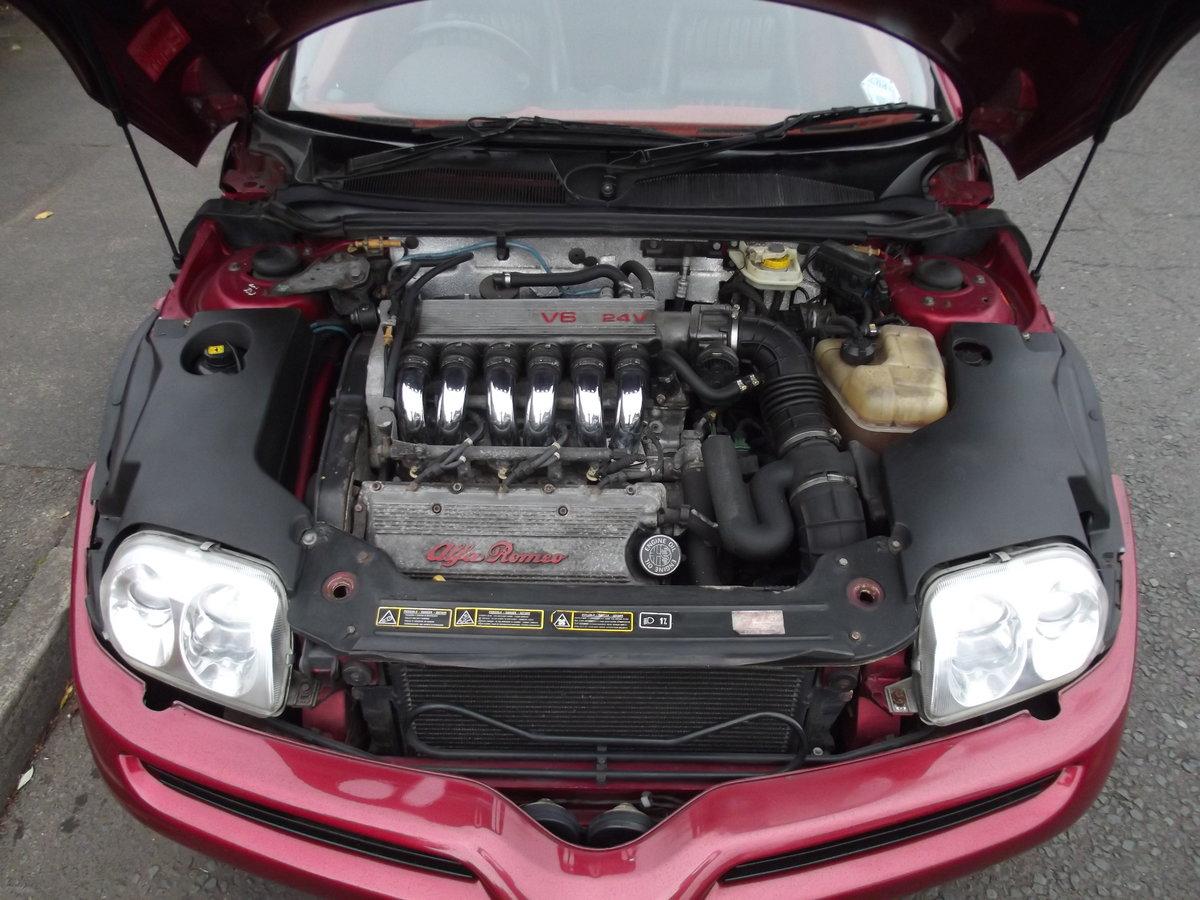 1998 Alfa Romeo 3.0 GTV For Sale (picture 6 of 6)