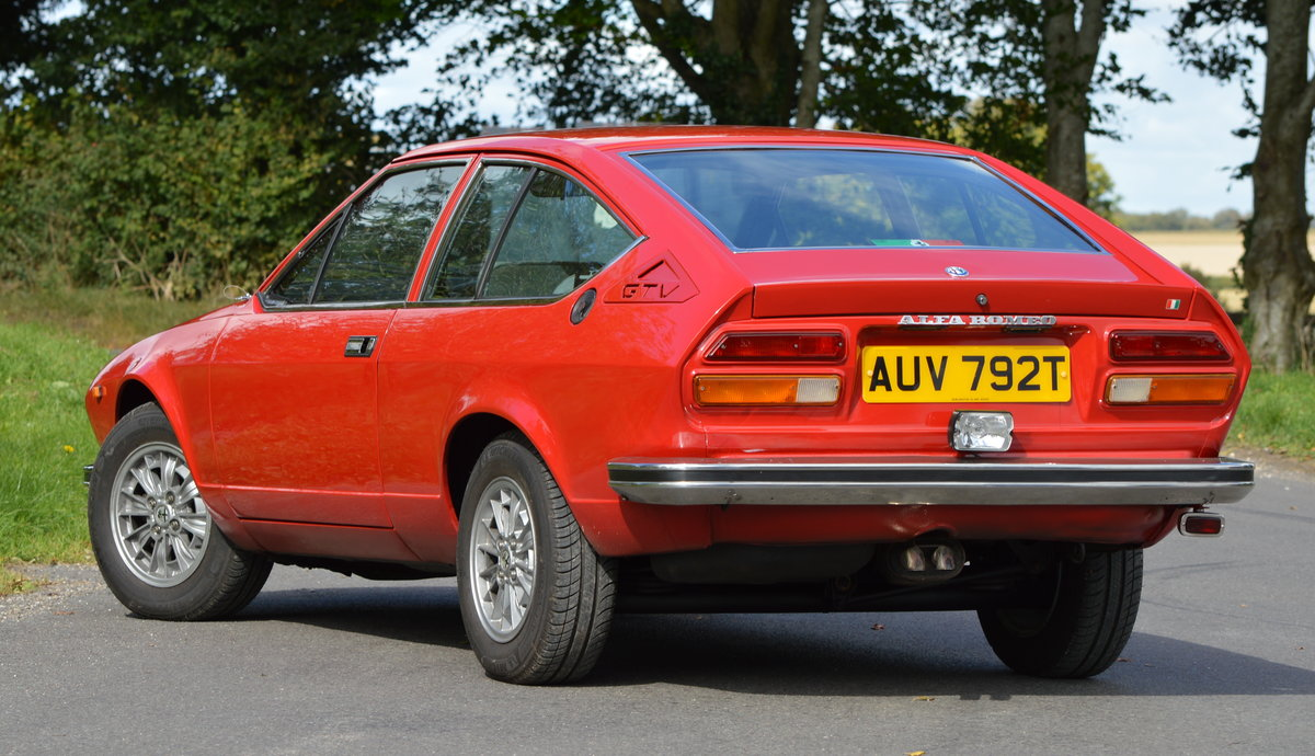 1979 Alfa Romeo 2.0 litre GTV - SOLD For Sale (picture 2 of 6)