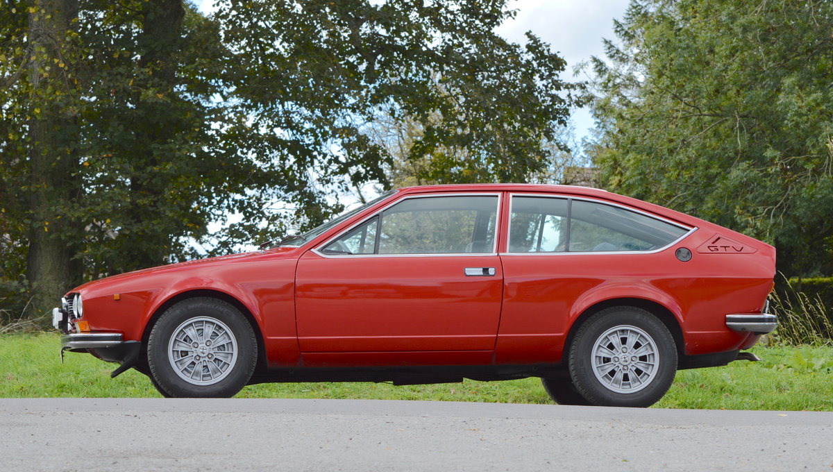 1979 Alfa Romeo 2.0 litre GTV - SOLD For Sale (picture 3 of 6)