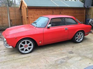 ALFA ROMEO GT JUNIOR RHD  UK REGISTERED