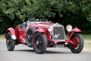 Picture of 1929 Alfa Romeo 6C-1750 Testa Fissa Stiles Threesome Spider For Sale
