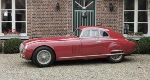 Picture of 1940 Alfa Romeo 2500 SS recarrozzata prototypo aerodynamica