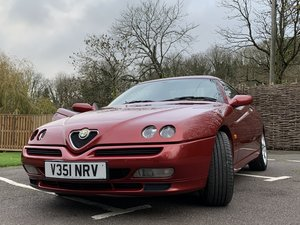 Picture of 1999 Immaculate Alfa Romeo GTV V6