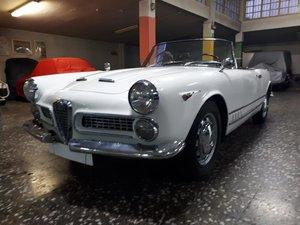 Picture of 1961 Alfa Romeo 2000 Spider Touring