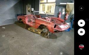 Picture of 1976 Alfa Romeo Spider RHD bare shell