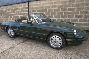 Picture of 1993 Alfa Romeo Spider Veloce S4