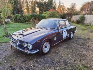 Alfa Romeo 2600 Sprint FIA Historic Race Car