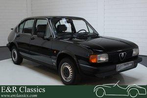 Picture of Alfa Romeo Alfasud 1981 black For Sale
