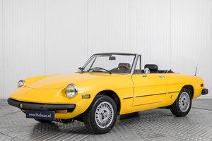 Picture of 1979 Alfa Romeo Spider Coda Tronca For Sale