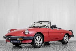 Picture of 1987 Alfa Romeo Spider 2.0 Veloce For Sale