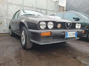 Picture of 1981 alfetta gtv 2000 For Sale