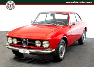 Picture of 1969 GT 1750 VELOCE *ONE OWNER * ALFA ROMEO CERTIFICATION * For Sale