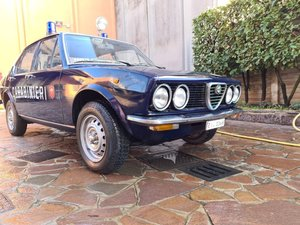 Picture of 1975 alfetta police car For Sale