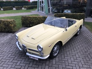 Picture of 1962 ALfa Romeo 2000 Spider Touring For Sale
