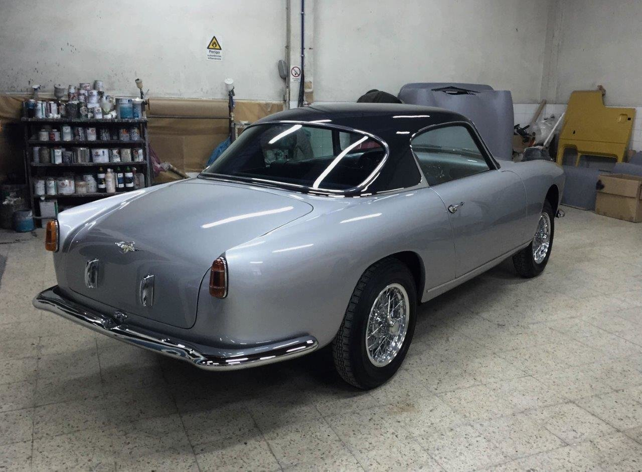 1957 Alfa Romeo 1900 CSS Superleggera by Touring For Sale (picture 3 of 10)