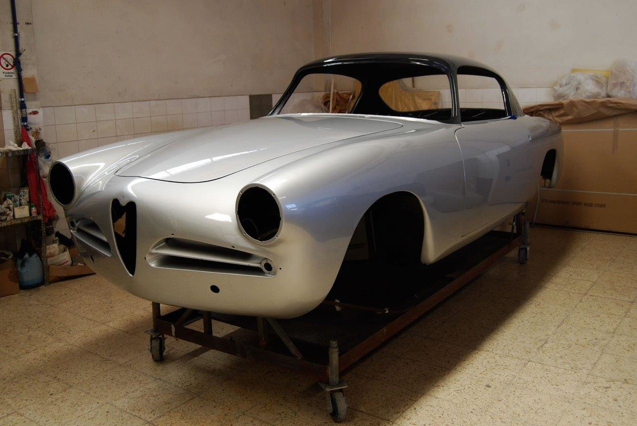 1957 Alfa Romeo 1900 CSS Superleggera by Touring For Sale (picture 6 of 10)