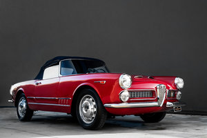 Picture of ALFA ROMEO 2000 SPIDER TOURING - 1961 For Sale