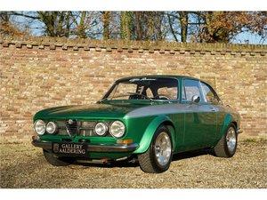 Alfa Romeo 1750 GTV , interesting upgrades