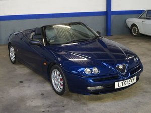 Picture of 2001 Alfa Romeo Spider at ACA 13th and 14th February For Sale by Auction