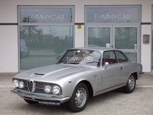 Picture of Alfa Romeo 2600 Sprint 1964 - Omologata ASI Oro For Sale