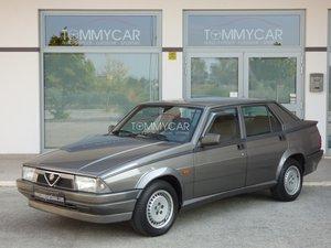 Picture of 1989 Alfa Romeo 75 Twin Spark 2.0 - Omologata ASI Oro For Sale