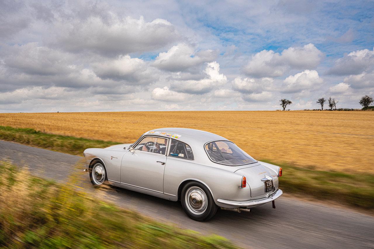 1957 Alfa Romeo Giulietta Sprint Veloce Alleggerita by Facetti For Sale (picture 2 of 12)