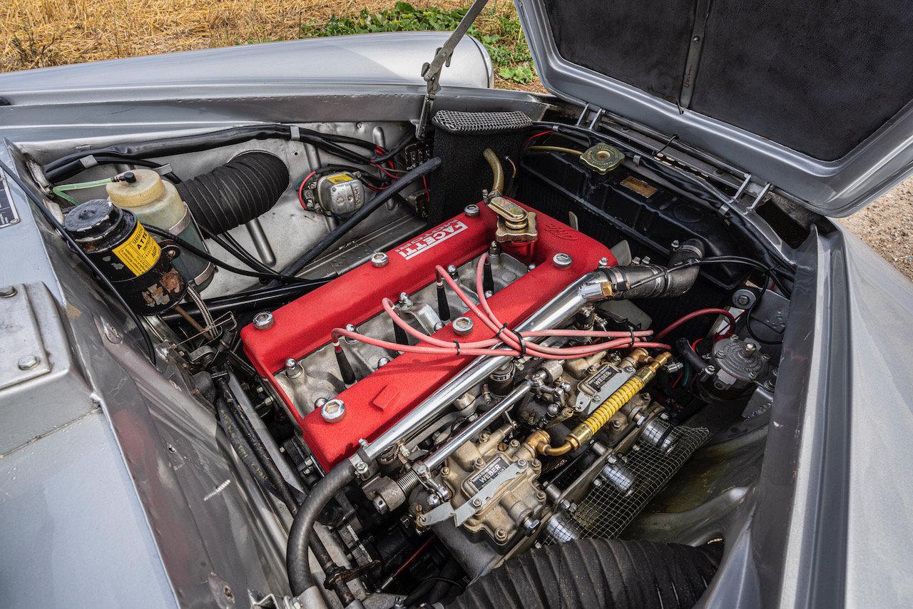 1957 Alfa Romeo Giulietta Sprint Veloce Alleggerita by Facetti For Sale (picture 3 of 12)