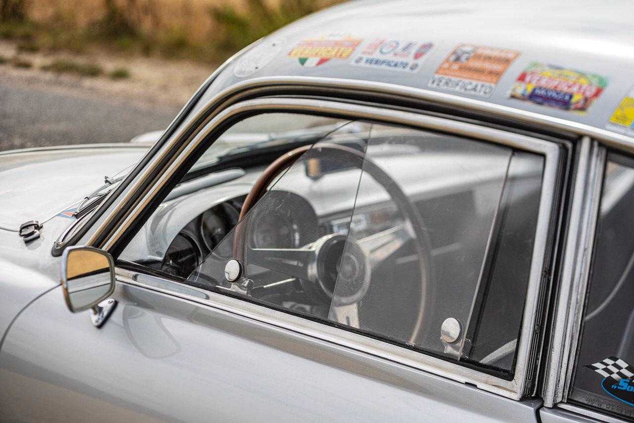 1957 Alfa Romeo Giulietta Sprint Veloce Alleggerita by Facetti For Sale (picture 6 of 12)