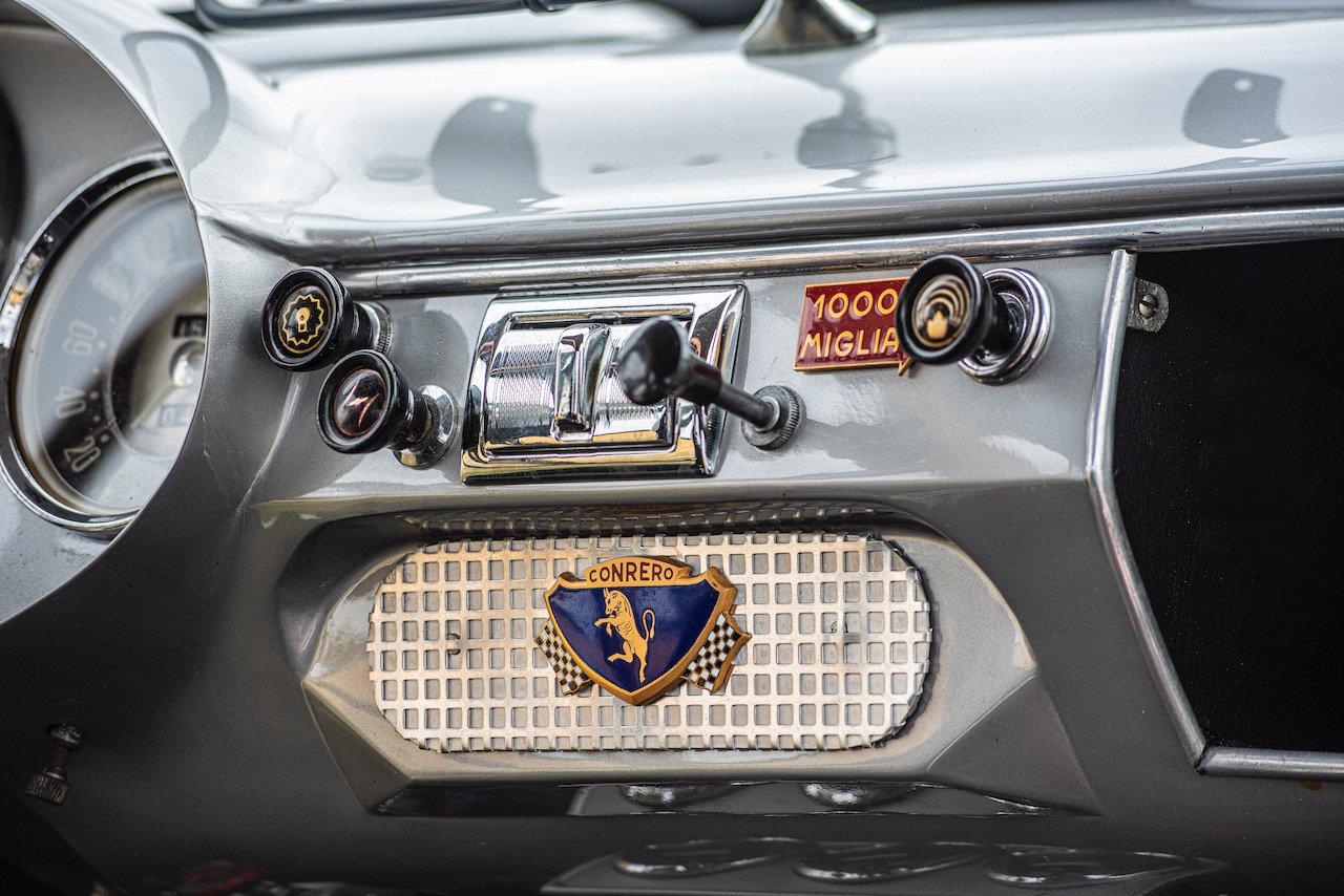 1957 Alfa Romeo Giulietta Sprint Veloce Alleggerita by Facetti For Sale (picture 8 of 12)