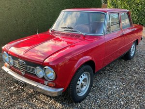 Picture of 1972 Alfa Romeo Giulia Super at ACA 13th and 14th February For Sale by Auction