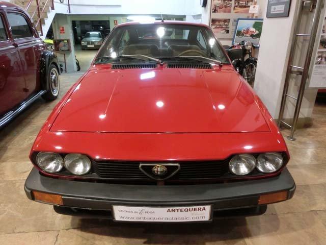 ALFA ROMEO ALFETTA GTV 2.0 - 1981 For Sale (picture 7 of 12)