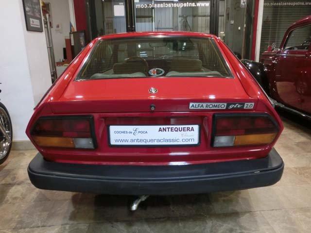 ALFA ROMEO ALFETTA GTV 2.0 - 1981 For Sale (picture 8 of 12)