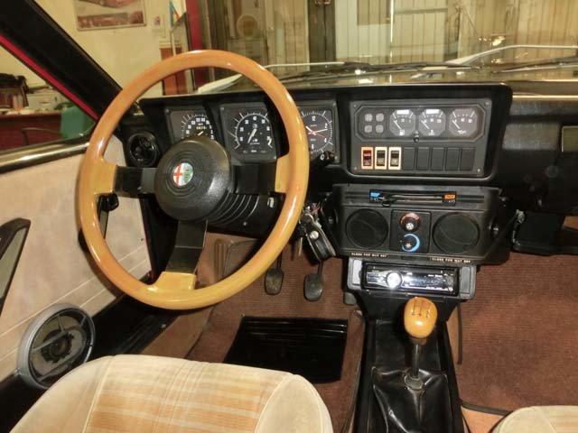 ALFA ROMEO ALFETTA GTV 2.0 - 1981 For Sale (picture 10 of 12)