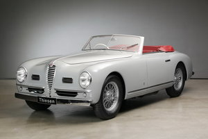 Picture of 1949 6C 2500 SS Pininfarina Cabriolet For Sale