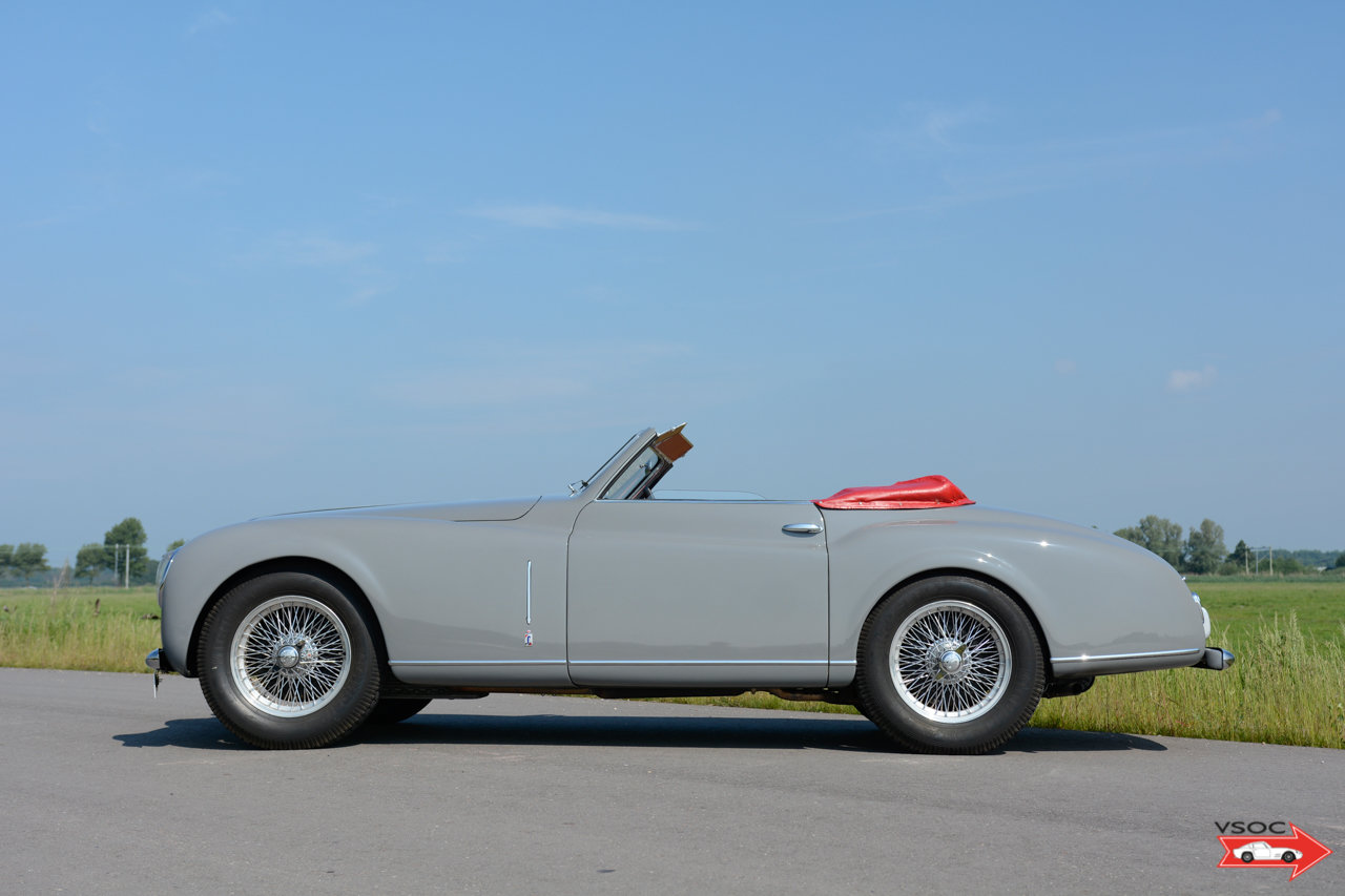 Alfa Romeo 6C 2500 SS Pininfarina Cabriolet 1948 For Sale (picture 3 of 12)