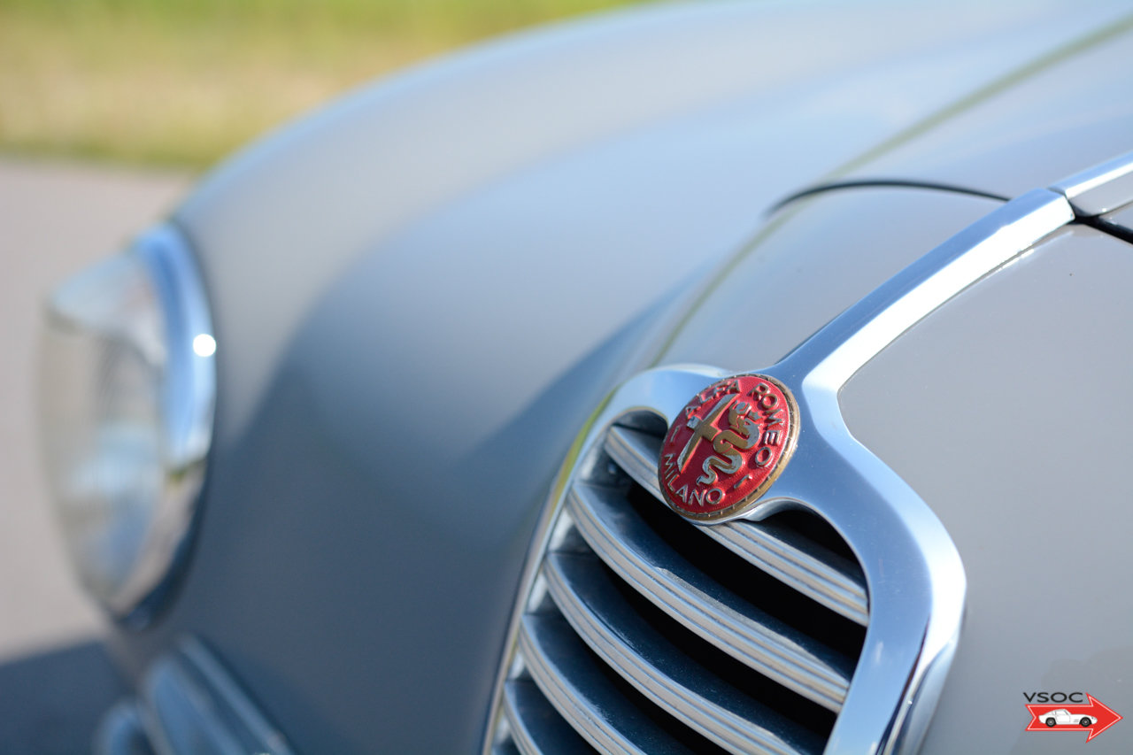 Alfa Romeo 6C 2500 SS Pininfarina Cabriolet 1948 For Sale (picture 4 of 12)